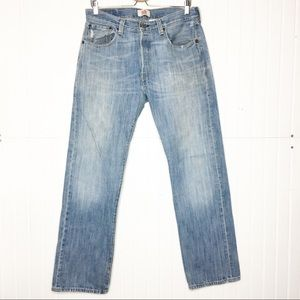 Levi's 501 | Button Fly XX Jeans